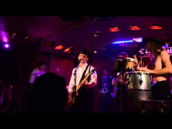 Pacheco - Wooly Bully live @ Cabaret Fledermaus, Vienna