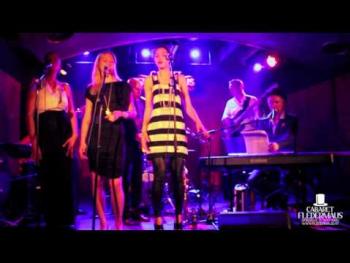 JOEY GREEN and RAYVILLE live im Cabaret Fledermaus